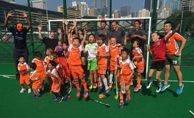 DUTCH HONG KONG JUNIOR HOCKEY