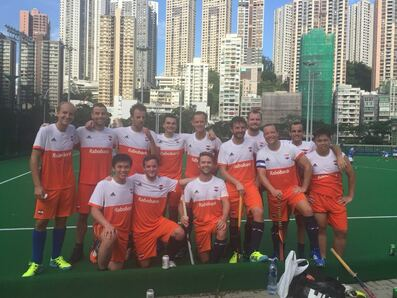 DHC Hong Kong Men's A team